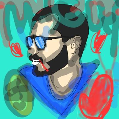 Coloring Digital Drawing   juacontreras3   PENUP