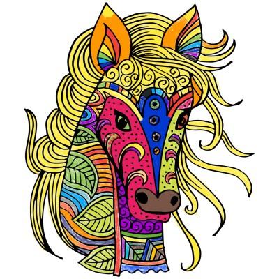 Coloring Digital Drawing | Max | PENUP