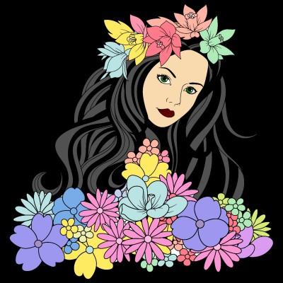 Coloring Digital Drawing | nanci | PENUP