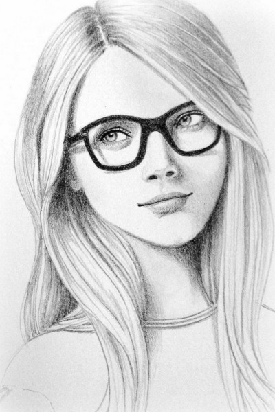 girl drawing | Miss_Artist | Digital Drawing | PENUP