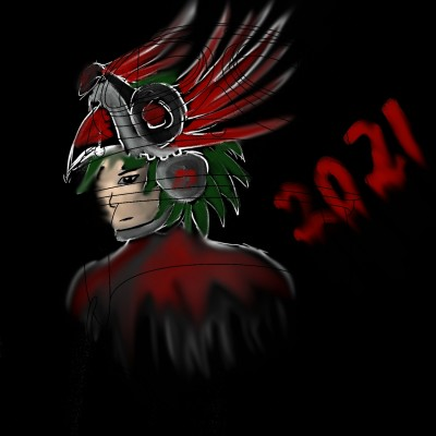2021 to be continued | Dragon_Halfling | Digital Drawing | PENUP