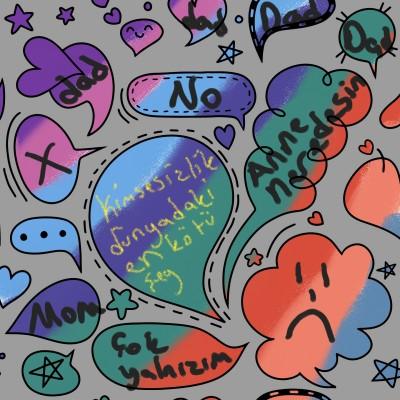 Ah Keşke.......... | Babamm | Digital Drawing | PENUP