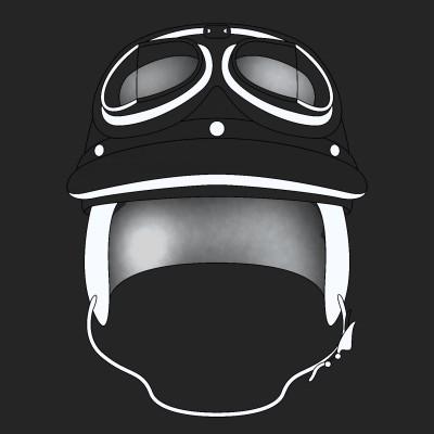 helmet   Boomer   Digital Drawing   PENUP