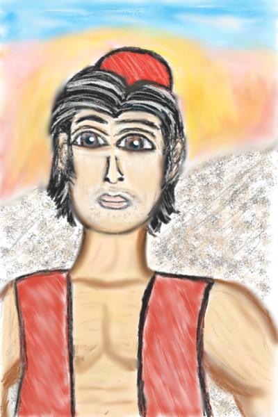 Aladdin  | Nessarocks09 | Digital Drawing | PENUP