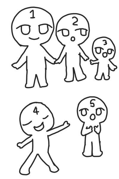 합작틀  뭐라하지마세요 제가 그렸으니까 | ddo-ni | Digital Drawing | PENUP