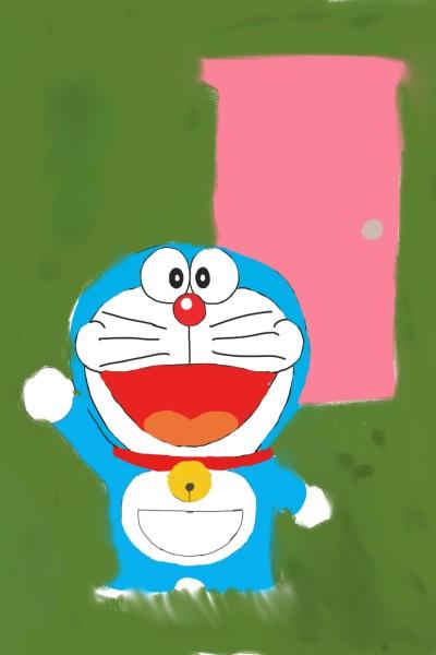 도라에몽 어디로든문!!!! | yeiny | Digital Drawing | PENUP