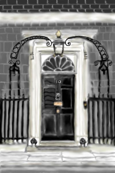 10 Downing Street | Mark349 | Digital Drawing | PENUP