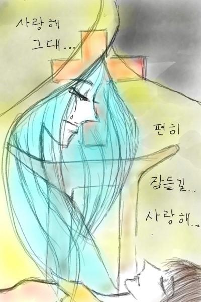 farewell(이별) | sunhwa | Digital Drawing | PENUP