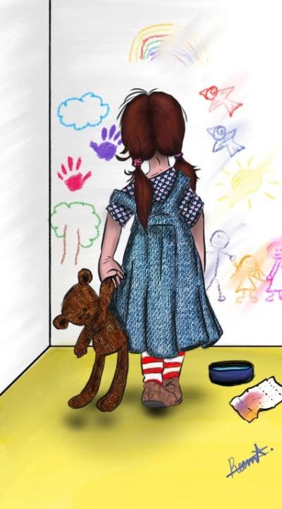 Bad Child  | Reema21 | Digital Drawing | PENUP