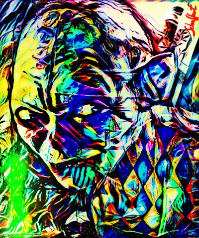 Golom ART | Juergen | Digital Drawing | PENUP
