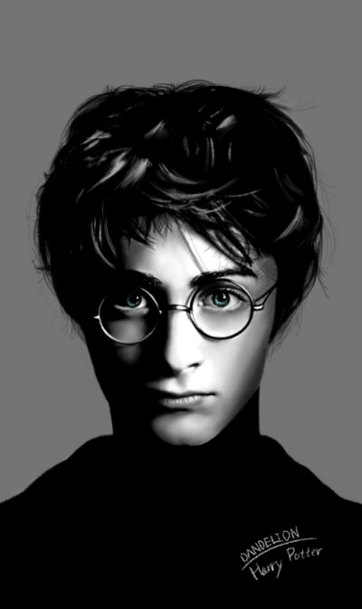 Harry Potter  (Hand drawing) | -DANDELION- | Digital Drawing | PENUP