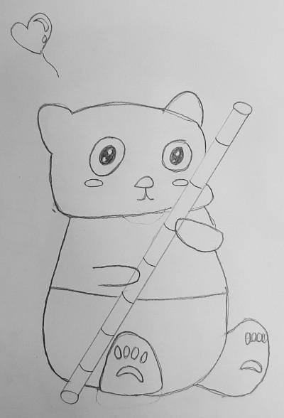 Animal Digital Drawing | Jasmine | PENUP