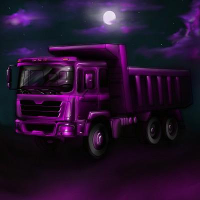 truck | ramdan1111 | Digital Drawing | PENUP
