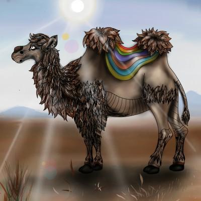 camels  | ramdan1111 | Digital Drawing | PENUP