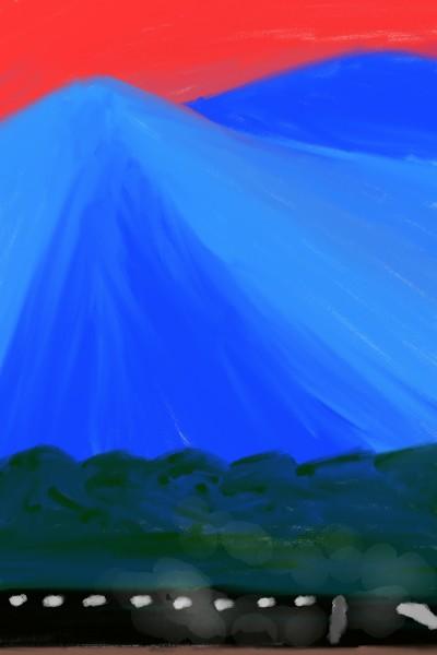기차풍경(train scenery)   sunhwa   Digital Drawing   PENUP