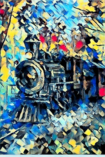 train journey 2 | zen | Digital Drawing | PENUP
