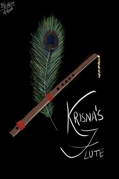 Krishna's Flute | MVK_Netha | Digital Drawing | PENUP