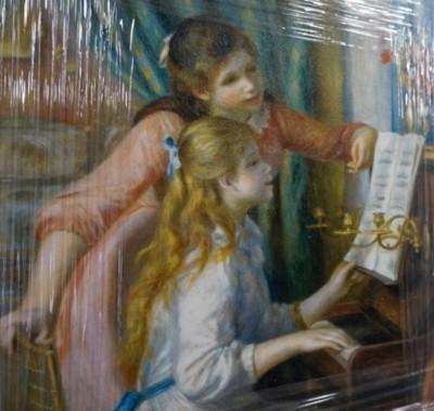 피아노 치는 두 소녀   DerekDylan   Digital Drawing   PENUP