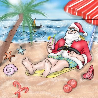Santa in quarantine ♡♡♡   Sylvia   Digital Drawing   PENUP