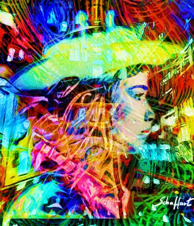 AbstractART  | Juergen | Digital Drawing | PENUP
