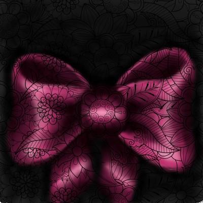 Bow | Amila | Digital Drawing | PENUP