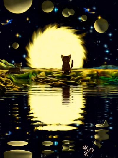 Cats | Denis | Digital Drawing | PENUP