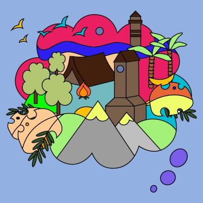 Colors | HabibAfridi | Digital Drawing | PENUP