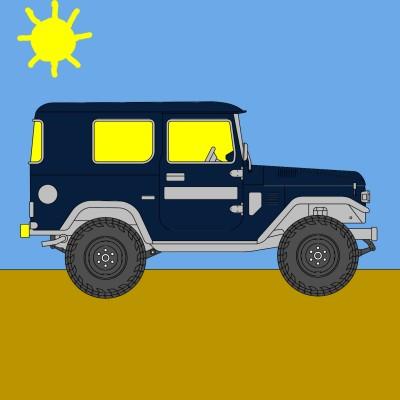 Car.  | Alexs | Digital Drawing | PENUP