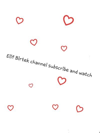 Elif Birtek channel  | -3- | Digital Drawing | PENUP