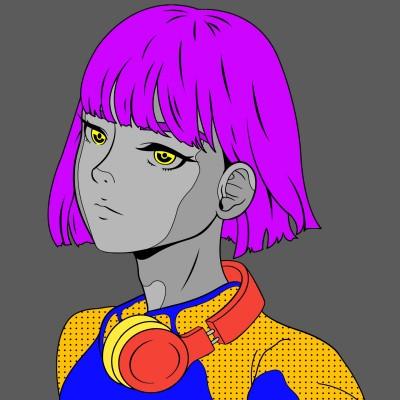 CyberPunk 2020   cptpebkac   Digital Drawing   PENUP