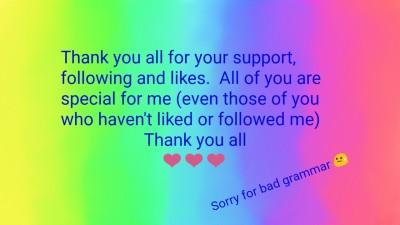 thank you mah buddies  | Niki | Digital Drawing | PENUP