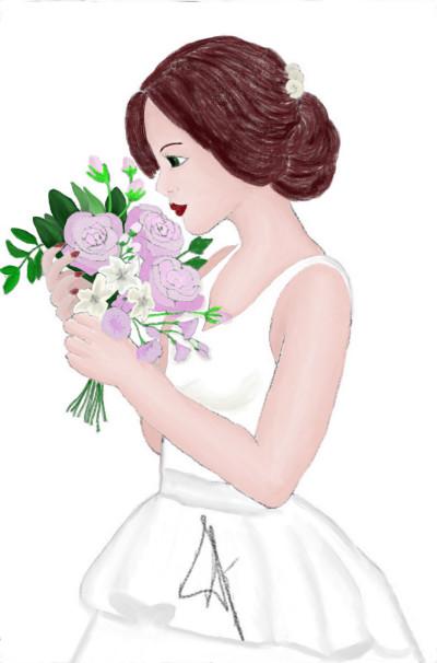 Bride collab with Natasha | sherlock | Digital Drawing | PENUP