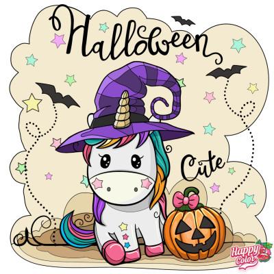 Happy Halloween  | emirA | Digital Drawing | PENUP