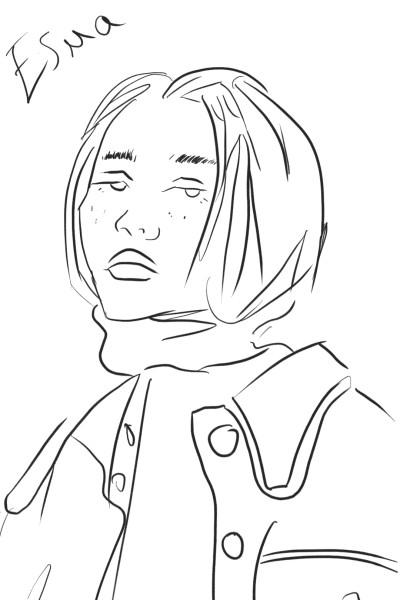 Esma   Esma   Digital Drawing   PENUP
