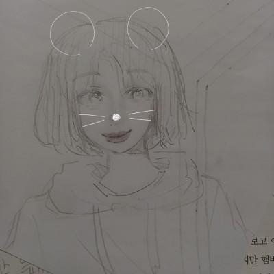 오 스노우 인식된당 | pQq_cute | Digital Drawing | PENUP