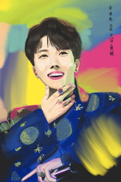 210218 | jin.kyoung | Digital Drawing | PENUP