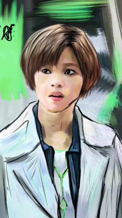 Yoo Jeong-yeon ❤️ | IREM.Aksoy | Digital Drawing | PENUP