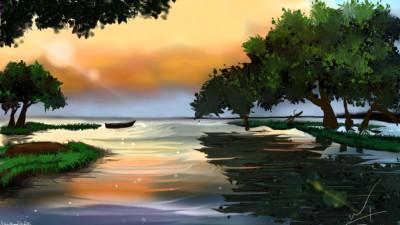 White Nile ♡ | Mariam | Digital Drawing | PENUP