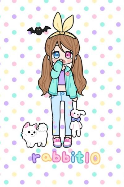 rabbit10 | Nayoung | Digital Drawing | PENUP