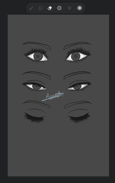 Still in process  | Reema21 | Digital Drawing | PENUP