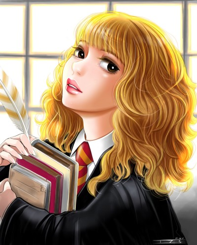 Hermione  | tosi73 | Digital Drawing | PENUP