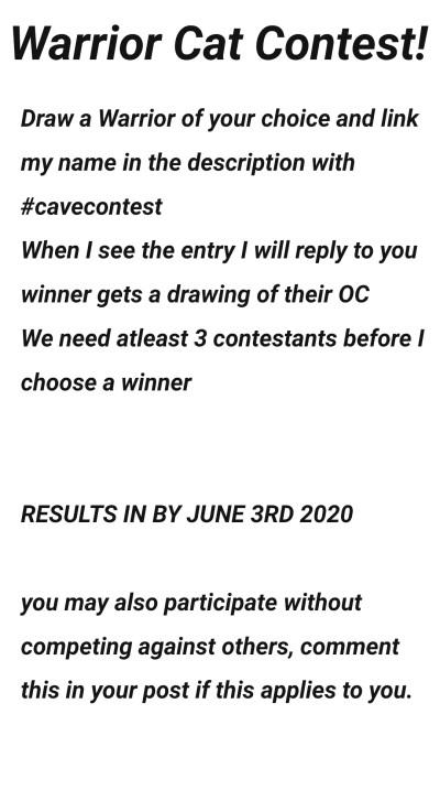 Contest | Caveisbrave | Digital Drawing | PENUP