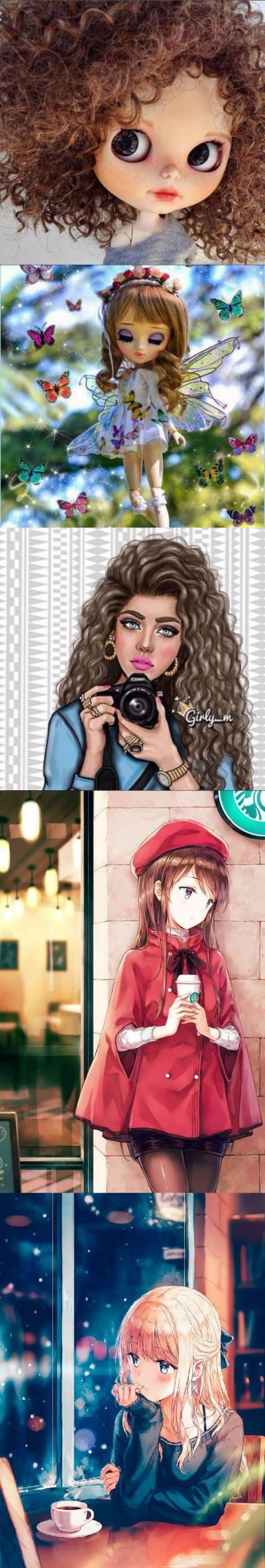 دختر | Mavka | Digital Drawing | PENUP