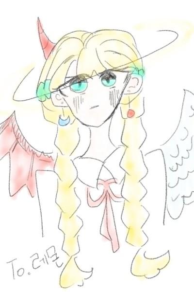 리퀘   jjoleuttu_SMILE   Digital Drawing   PENUP