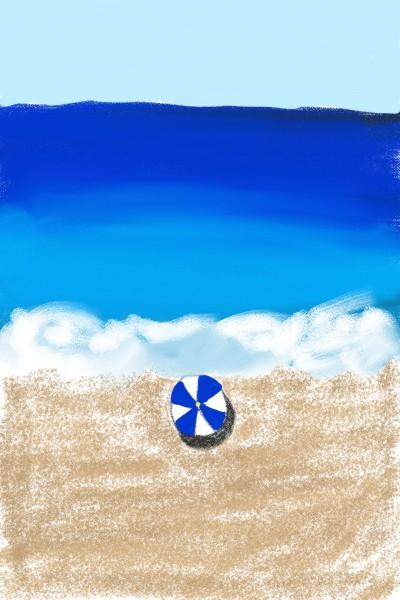 바다 | JIN | Digital Drawing | PENUP