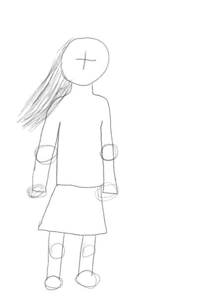 구도 | juunaa | Digital Drawing | PENUP