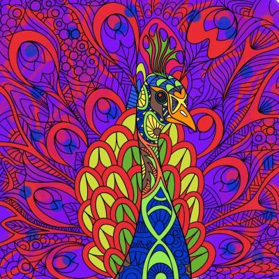 fuego | santiagojhg | Digital Drawing | PENUP