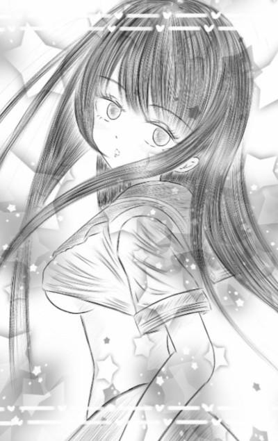 Endless love | Sweety | Digital Drawing | PENUP