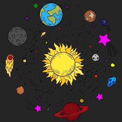 Color Universe | mairimromero4 | Digital Drawing | PENUP