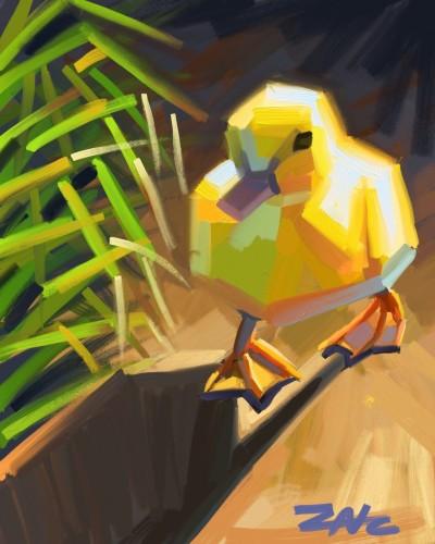 duckling | zak | Digital Drawing | PENUP